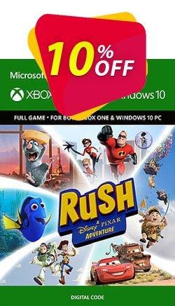 Disney Rush: A Disney Pixar Adventure PC / Xbox One Coupon discount Disney Rush: A Disney Pixar Adventure PC / Xbox One Deal 2021 CDkeys - Disney Rush: A Disney Pixar Adventure PC / Xbox One Exclusive Sale offer for iVoicesoft
