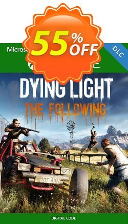 Dying Light: The Following Xbox One - UK  Coupon discount Dying Light: The Following Xbox One (UK) Deal 2021 CDkeys - Dying Light: The Following Xbox One (UK) Exclusive Sale offer for iVoicesoft