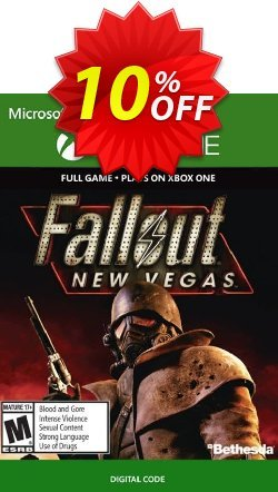 Fallout: New Vegas Xbox One Coupon discount Fallout: New Vegas Xbox One Deal 2021 CDkeys - Fallout: New Vegas Xbox One Exclusive Sale offer for iVoicesoft