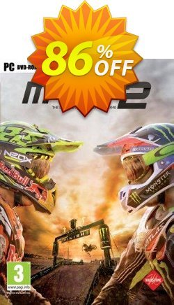 MXGP2: The Official Motocross Videogame PC Coupon discount MXGP2: The Official Motocross Videogame PC Deal - MXGP2: The Official Motocross Videogame PC Exclusive offer for iVoicesoft