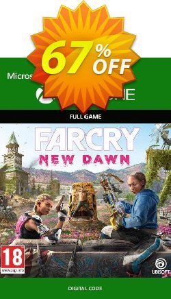 Far Cry New Dawn Xbox One Coupon discount Far Cry New Dawn Xbox One Deal 2021 CDkeys - Far Cry New Dawn Xbox One Exclusive Sale offer for iVoicesoft