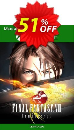 Final Fantasy VIII Remastered Xbox One - UK  Coupon discount Final Fantasy VIII Remastered Xbox One (UK) Deal 2021 CDkeys - Final Fantasy VIII Remastered Xbox One (UK) Exclusive Sale offer for iVoicesoft