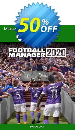 Football Manager 2020 Xbox One - UK  Coupon discount Football Manager 2020 Xbox One (UK) Deal 2021 CDkeys - Football Manager 2020 Xbox One (UK) Exclusive Sale offer for iVoicesoft
