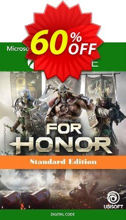 FOR HONOR Standard Edition Xbox One - UK  Coupon discount FOR HONOR Standard Edition Xbox One (UK) Deal 2021 CDkeys - FOR HONOR Standard Edition Xbox One (UK) Exclusive Sale offer for iVoicesoft