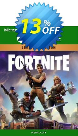 Fortnite - Limited Edition Founders Pack Xbox One Coupon discount Fortnite - Limited Edition Founders Pack Xbox One Deal 2021 CDkeys - Fortnite - Limited Edition Founders Pack Xbox One Exclusive Sale offer for iVoicesoft