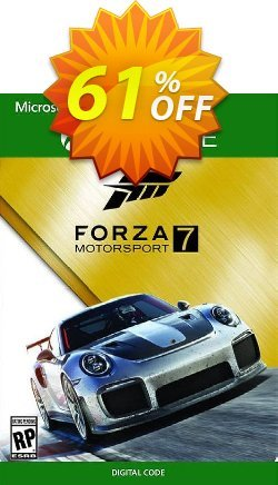 Forza Motorsport 7 - Ultimate Edition Xbox One - UK  Coupon discount Forza Motorsport 7 - Ultimate Edition Xbox One (UK) Deal 2021 CDkeys. Promotion: Forza Motorsport 7 - Ultimate Edition Xbox One (UK) Exclusive Sale offer for iVoicesoft