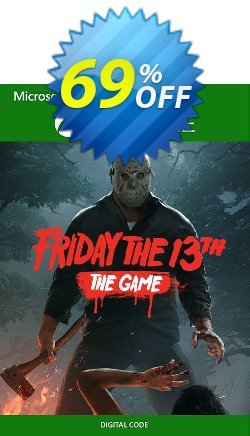 Friday the 13th The Game Xbox One - UK  Coupon discount Friday the 13th The Game Xbox One (UK) Deal 2021 CDkeys - Friday the 13th The Game Xbox One (UK) Exclusive Sale offer for iVoicesoft