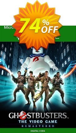 Ghostbusters: The Video Game Remastered Xbox One - UK  Coupon discount Ghostbusters: The Video Game Remastered Xbox One (UK) Deal 2021 CDkeys. Promotion: Ghostbusters: The Video Game Remastered Xbox One (UK) Exclusive Sale offer for iVoicesoft
