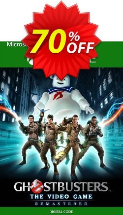 Ghostbusters: The Video Game Remastered Xbox One - US  Coupon discount Ghostbusters: The Video Game Remastered Xbox One (US) Deal 2021 CDkeys - Ghostbusters: The Video Game Remastered Xbox One (US) Exclusive Sale offer for iVoicesoft