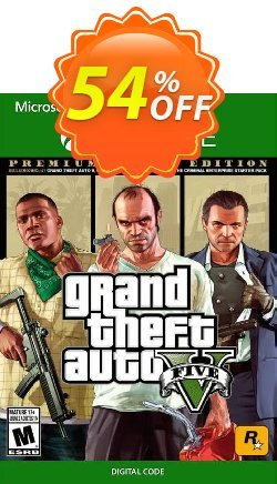 Grand Theft Auto V: Premium Online Edition Xbox One - US  Coupon discount Grand Theft Auto V: Premium Online Edition Xbox One (US) Deal 2021 CDkeys - Grand Theft Auto V: Premium Online Edition Xbox One (US) Exclusive Sale offer for iVoicesoft