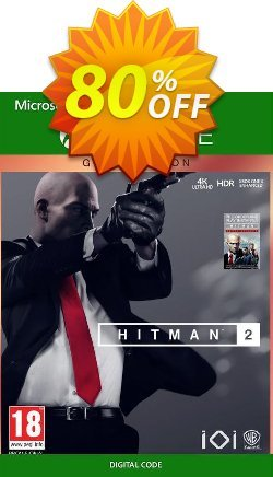 Hitman 2 - Gold Edition Xbox One - US  Coupon discount Hitman 2 - Gold Edition Xbox One (US) Deal 2021 CDkeys - Hitman 2 - Gold Edition Xbox One (US) Exclusive Sale offer for iVoicesoft