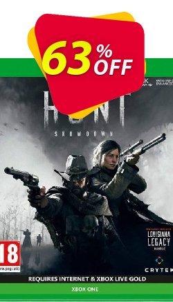 Hunt: Showdown Xbox One - UK  Coupon discount Hunt: Showdown Xbox One (UK) Deal 2021 CDkeys. Promotion: Hunt: Showdown Xbox One (UK) Exclusive Sale offer for iVoicesoft