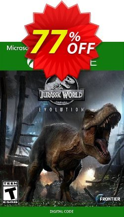 Jurassic World Evolution Xbox One - UK  Coupon discount Jurassic World Evolution Xbox One (UK) Deal 2021 CDkeys - Jurassic World Evolution Xbox One (UK) Exclusive Sale offer for iVoicesoft