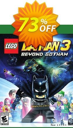 LEGO Batman 3 - Beyond Gotham Deluxe Edition Xbox One - UK  Coupon discount LEGO Batman 3 - Beyond Gotham Deluxe Edition Xbox One (UK) Deal 2021 CDkeys - LEGO Batman 3 - Beyond Gotham Deluxe Edition Xbox One (UK) Exclusive Sale offer for iVoicesoft