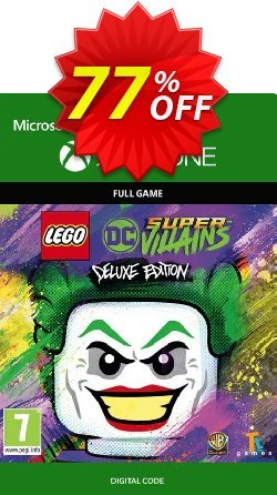 LEGO DC Super-Villains Deluxe Edition Xbox One - UK  Coupon discount LEGO DC Super-Villains Deluxe Edition Xbox One (UK) Deal 2021 CDkeys - LEGO DC Super-Villains Deluxe Edition Xbox One (UK) Exclusive Sale offer for iVoicesoft