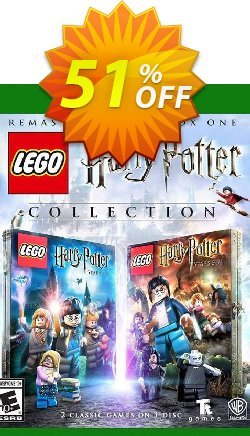 LEGO Harry Potter Collection Xbox One - UK  Coupon discount LEGO Harry Potter Collection Xbox One (UK) Deal 2021 CDkeys - LEGO Harry Potter Collection Xbox One (UK) Exclusive Sale offer for iVoicesoft