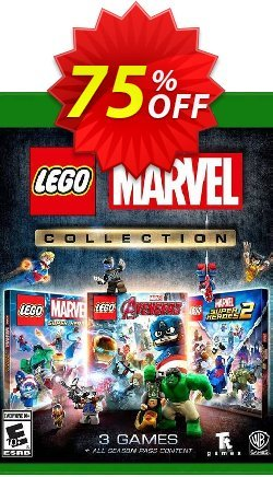 LEGO Marvel Collection Xbox One - US  Coupon discount LEGO Marvel Collection Xbox One (US) Deal 2021 CDkeys - LEGO Marvel Collection Xbox One (US) Exclusive Sale offer for iVoicesoft