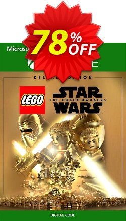 LEGO Star Wars The Force Awakens - Deluxe Edition Xbox One - US  Coupon discount LEGO Star Wars The Force Awakens - Deluxe Edition Xbox One (US) Deal 2021 CDkeys - LEGO Star Wars The Force Awakens - Deluxe Edition Xbox One (US) Exclusive Sale offer for iVoicesoft