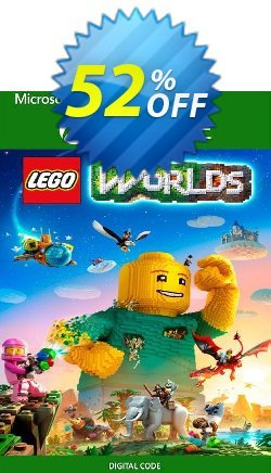 LEGO Worlds Xbox One - UK  Coupon discount LEGO Worlds Xbox One (UK) Deal 2021 CDkeys. Promotion: LEGO Worlds Xbox One (UK) Exclusive Sale offer for iVoicesoft