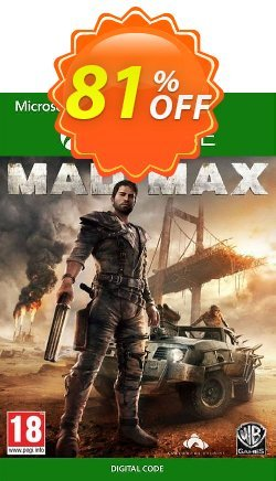 Mad Max Xbox One - UK  Coupon discount Mad Max Xbox One (UK) Deal 2021 CDkeys - Mad Max Xbox One (UK) Exclusive Sale offer for iVoicesoft