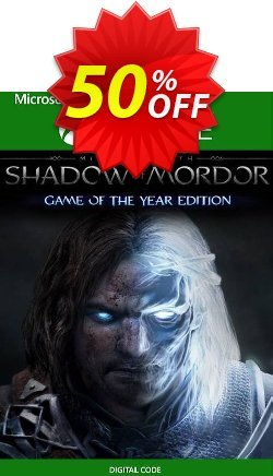 Middle-Earth: Shadow of Mordor -  Game of the Year Edition Xbox One - UK  Coupon discount Middle-Earth: Shadow of Mordor -  Game of the Year Edition Xbox One (UK) Deal 2021 CDkeys - Middle-Earth: Shadow of Mordor -  Game of the Year Edition Xbox One (UK) Exclusive Sale offer for iVoicesoft