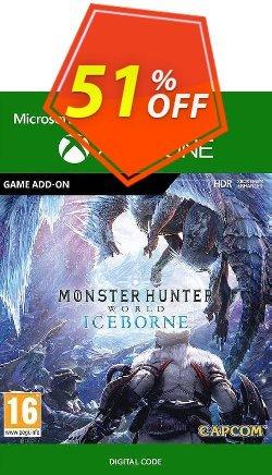 Monster Hunter World Iceborne Xbox One - UK  Coupon discount Monster Hunter World Iceborne Xbox One (UK) Deal 2021 CDkeys. Promotion: Monster Hunter World Iceborne Xbox One (UK) Exclusive Sale offer for iVoicesoft