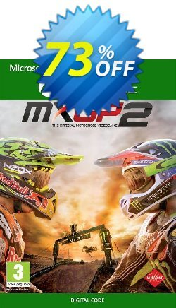 MXGP2 Xbox One - UK  Coupon discount MXGP2 Xbox One (UK) Deal 2021 CDkeys - MXGP2 Xbox One (UK) Exclusive Sale offer for iVoicesoft