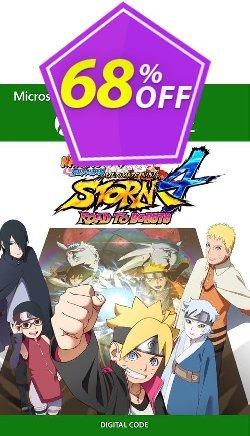 Naruto Shippuden Ultimate Ninja Storm 4 Road to Boruto Xbox One - UK  Coupon discount Naruto Shippuden Ultimate Ninja Storm 4 Road to Boruto Xbox One (UK) Deal 2021 CDkeys - Naruto Shippuden Ultimate Ninja Storm 4 Road to Boruto Xbox One (UK) Exclusive Sale offer for iVoicesoft