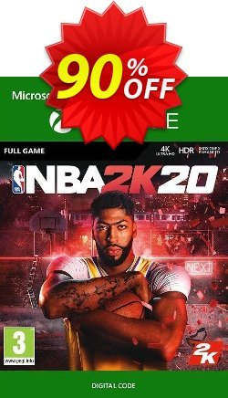 NBA 2K20 Xbox One - EU  Coupon discount NBA 2K20 Xbox One (EU) Deal 2021 CDkeys - NBA 2K20 Xbox One (EU) Exclusive Sale offer for iVoicesoft