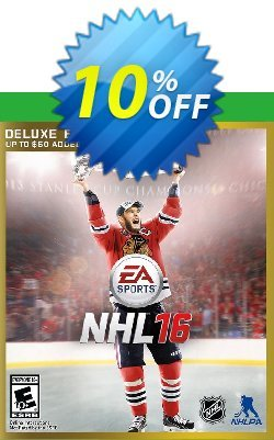 NHL 16 Deluxe Edition - Xbox One Coupon discount NHL 16 Deluxe Edition - Xbox One Deal 2021 CDkeys - NHL 16 Deluxe Edition - Xbox One Exclusive Sale offer for iVoicesoft