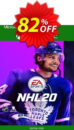 NHL 20 Xbox One - UK  Coupon discount NHL 20 Xbox One (UK) Deal 2021 CDkeys - NHL 20 Xbox One (UK) Exclusive Sale offer for iVoicesoft