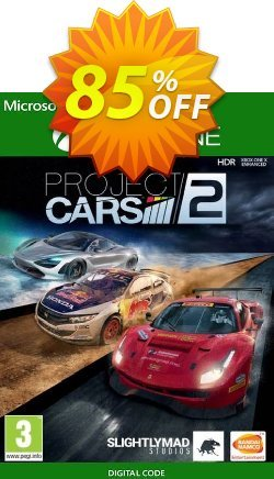 Project CARS 2 Xbox One - UK  Coupon discount Project CARS 2 Xbox One (UK) Deal 2021 CDkeys - Project CARS 2 Xbox One (UK) Exclusive Sale offer for iVoicesoft