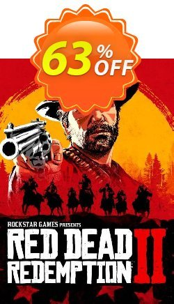 Red Dead Redemption 2 Xbox One - WW  Coupon discount Red Dead Redemption 2 Xbox One (WW) Deal 2021 CDkeys - Red Dead Redemption 2 Xbox One (WW) Exclusive Sale offer for iVoicesoft