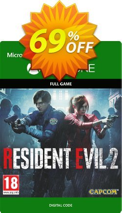 Resident Evil 2 Xbox One - US  Coupon discount Resident Evil 2 Xbox One (US) Deal 2021 CDkeys - Resident Evil 2 Xbox One (US) Exclusive Sale offer for iVoicesoft