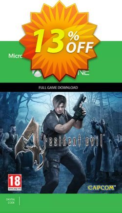 Resident Evil 4 Xbox One Coupon discount Resident Evil 4 Xbox One Deal 2021 CDkeys - Resident Evil 4 Xbox One Exclusive Sale offer for iVoicesoft