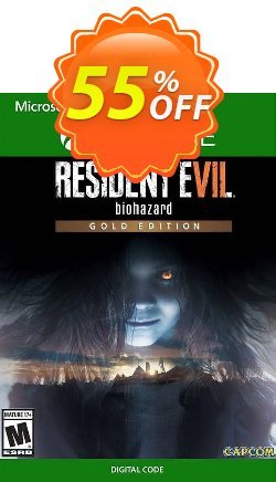 Resident Evil 7 Biohazard Gold Edition Xbox One / PC - UK  Coupon discount Resident Evil 7 Biohazard Gold Edition Xbox One / PC (UK) Deal 2021 CDkeys - Resident Evil 7 Biohazard Gold Edition Xbox One / PC (UK) Exclusive Sale offer for iVoicesoft