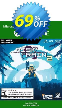 Risk of Rain 2 Xbox One - UK  Coupon discount Risk of Rain 2 Xbox One (UK) Deal 2021 CDkeys - Risk of Rain 2 Xbox One (UK) Exclusive Sale offer for iVoicesoft