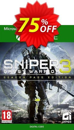 Sniper Ghost Warrior 3 - Season Pass Edition Xbox One - UK  Coupon discount Sniper Ghost Warrior 3 - Season Pass Edition Xbox One (UK) Deal 2021 CDkeys - Sniper Ghost Warrior 3 - Season Pass Edition Xbox One (UK) Exclusive Sale offer for iVoicesoft