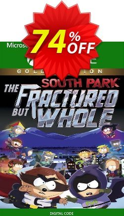 South Park: The Fractured but Whole - Gold Edition Xbox One - UK  Coupon discount South Park: The Fractured but Whole - Gold Edition Xbox One (UK) Deal 2021 CDkeys - South Park: The Fractured but Whole - Gold Edition Xbox One (UK) Exclusive Sale offer for iVoicesoft