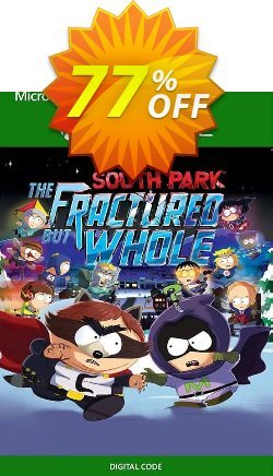South Park: The Fractured but Whole Xbox One - UK  Coupon discount South Park: The Fractured but Whole Xbox One (UK) Deal 2021 CDkeys - South Park: The Fractured but Whole Xbox One (UK) Exclusive Sale offer for iVoicesoft