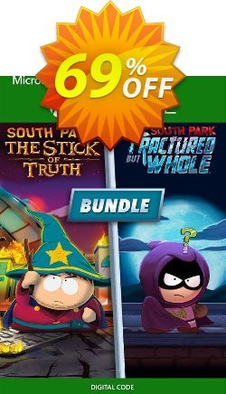 South Park: The Stick of Truth + The Fractured but Whole Bundle Xbox One - UK  Coupon discount South Park: The Stick of Truth + The Fractured but Whole Bundle Xbox One (UK) Deal 2021 CDkeys - South Park: The Stick of Truth + The Fractured but Whole Bundle Xbox One (UK) Exclusive Sale offer for iVoicesoft