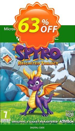 Spyro Reignited Trilogy Xbox One - UK  Coupon discount Spyro Reignited Trilogy Xbox One (UK) Deal 2021 CDkeys - Spyro Reignited Trilogy Xbox One (UK) Exclusive Sale offer for iVoicesoft