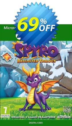 Spyro Reignited Trilogy Xbox One - US  Coupon discount Spyro Reignited Trilogy Xbox One (US) Deal 2021 CDkeys - Spyro Reignited Trilogy Xbox One (US) Exclusive Sale offer for iVoicesoft