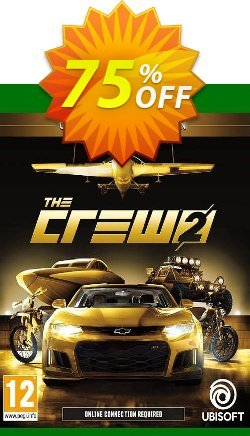 The Crew 2 Gold Edition Xbox One - UK  Coupon discount The Crew 2 Gold Edition Xbox One (UK) Deal 2021 CDkeys - The Crew 2 Gold Edition Xbox One (UK) Exclusive Sale offer for iVoicesoft