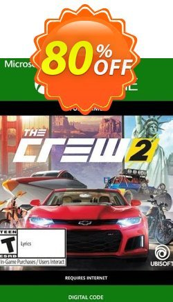 The Crew 2 Xbox One - UK  Coupon discount The Crew 2 Xbox One (UK) Deal 2021 CDkeys - The Crew 2 Xbox One (UK) Exclusive Sale offer for iVoicesoft