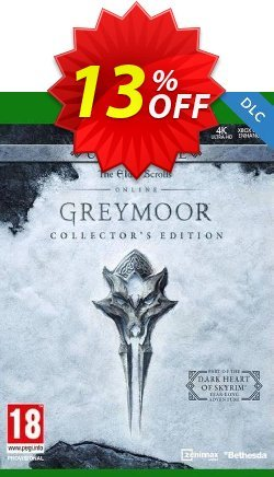 The Elder Scrolls Online: Greymoor Collector's Edition Upgrade Xbox One Coupon discount The Elder Scrolls Online: Greymoor Collector's Edition Upgrade Xbox One Deal 2021 CDkeys - The Elder Scrolls Online: Greymoor Collector's Edition Upgrade Xbox One Exclusive Sale offer for iVoicesoft
