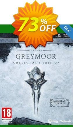 The Elder Scrolls Online: Greymoor Collector's Edition Upgrade Xbox One - UK  Coupon discount The Elder Scrolls Online: Greymoor Collector's Edition Upgrade Xbox One (UK) Deal 2021 CDkeys - The Elder Scrolls Online: Greymoor Collector's Edition Upgrade Xbox One (UK) Exclusive Sale offer for iVoicesoft