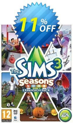 The Sims 3: Seasons Expansion Pack PC Coupon discount The Sims 3: Seasons Expansion Pack PC Deal - The Sims 3: Seasons Expansion Pack PC Exclusive offer for iVoicesoft