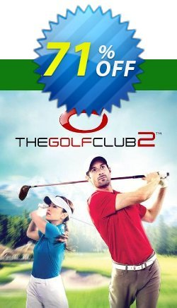 The Golf Club 2 Xbox One - UK  Coupon discount The Golf Club 2 Xbox One (UK) Deal 2021 CDkeys - The Golf Club 2 Xbox One (UK) Exclusive Sale offer for iVoicesoft