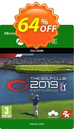 The Golf Club 2019 featuring PGA TOUR Xbox One - UK  Coupon discount The Golf Club 2019 featuring PGA TOUR Xbox One (UK) Deal 2021 CDkeys - The Golf Club 2019 featuring PGA TOUR Xbox One (UK) Exclusive Sale offer for iVoicesoft